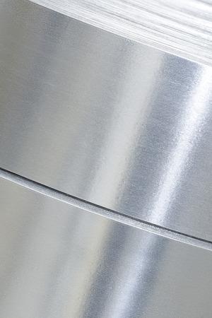Production en détail de rouleaux en acier Banque d'images - 93256788