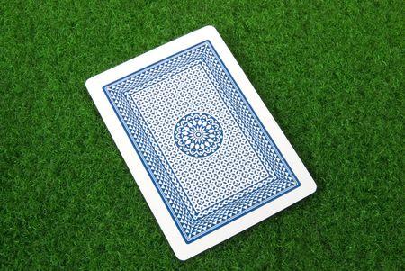 card backside