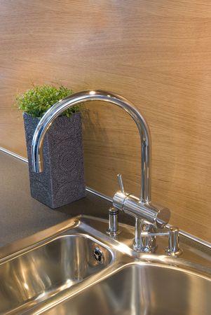 Kitchen sink Stock Photo - 5972061