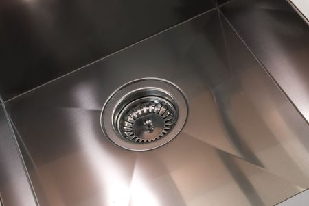 Modern kitchen sink photo