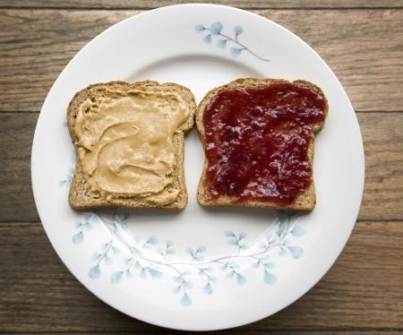 peanut butter and jelly: Peanut Butter and Jelly