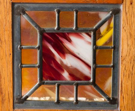 stain: Stain glass window