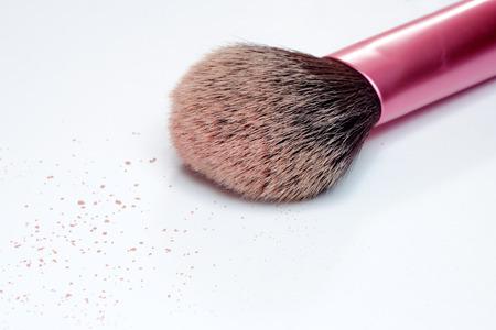 blush: Makeup blush with blush