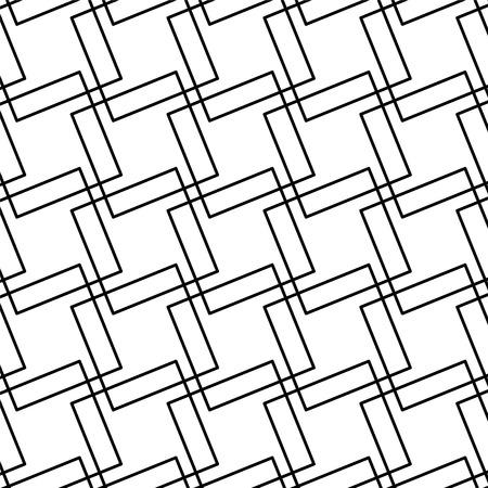 Seamless Rectangular Pattern