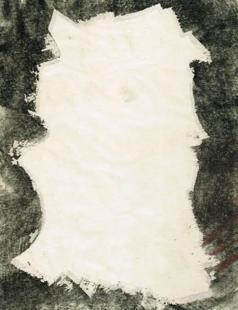 grunge background with black frame Stock Photo