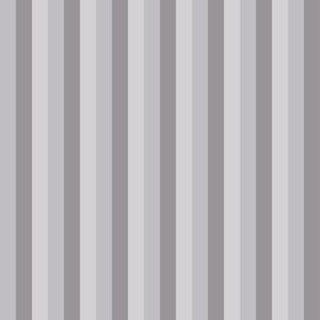 Patrón transparente de rayas verticales de color azulado. Primer plano de textura corrugada tricolor. Perfecto para envolver papel, decoración, papel tapiz, diseño de telas. Ilustración de vector