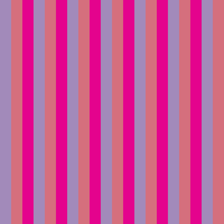 Vivid Colored Vertical Stripes Seamless Pattern. Bright Tricolor Corrugated Texture Closeup. Perfect for wrapping paper, decoration, wallpaper, fabric design. Stock Illustratie