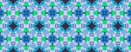 Original Tile Template. Decorative Art Image. Ikat Rhombus Print. Blue Seamless Tile Japanese Geometric. Spring Floral Print. Delicate Lace Motifs. Mexican Mosaic Design.