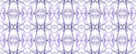 Spring Floral Ikat. Tile Japanese Geometric. Summer Retro Rug. Gentle Violet Seamless  Watercolor Majolica Tile. Ethnic Gentle Embroidery. Folk Embroidery. Bright Boho Rug.
