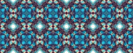 Original Tile Template.  Watercolor Majolica Tile. Ogee Geo Border. Light Seamless Santorini Pattern Original. Ethnic Embroidery. Delicate Lace Motifs. Folk Embroidery.