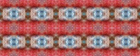 Majestic Floral Tile. Majolica Tiles Print. Mottled Floral Border. Bright Seamless  Patterns Lisbon Decor. Vintage Textile Print. Tile Japanese Geometric. Stockfoto