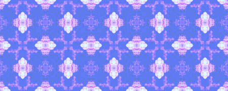 Spring Floral Ikat. Patterns Lisbon Decor. Summer Retro Rug. Blue, White Seamless  Decorative Art Image. Floral Organic Rug. Delicate Lace Motifs. Bright Boho Rug.