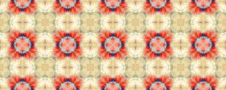 Majestic Floral Tile. Mexican Mosaic Design. Vintage Textile Print. Colorful Seamless  Delicate Lace Motifs. Bohemian Border Rug. Tile Japanese Geometric.