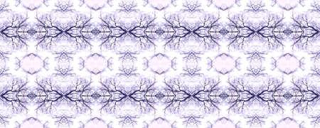 Spring Floral Ikat. Watercolor Majolica Tile. Indonesian Textile Motifs. Gentle Violet Seamless  Santorini Pattern Original. Ikat Rhombus Print. Watercolor Majolica Tile. Bright Boho Rug.