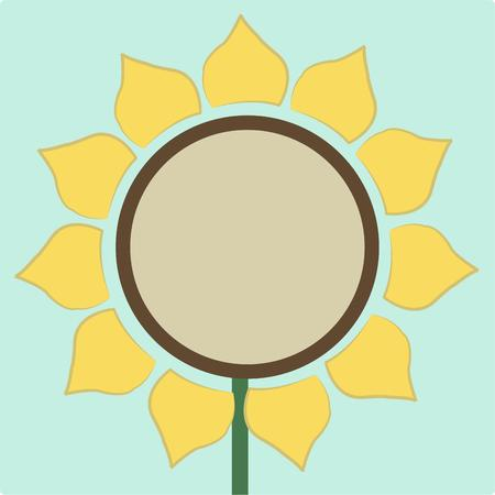 cheery: Sunflowers are such a cheery and bright flower to look at any time of the year.  This bright design helps you create the most stunning decorations for your sun porch!
