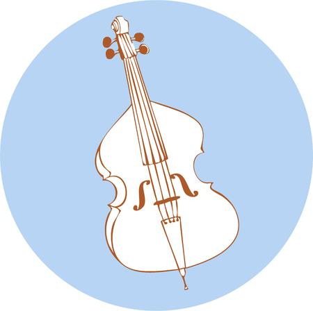 cellist: Enjoy the music from this classic cello.  Perfect design to create a special music case for this a classic musician.