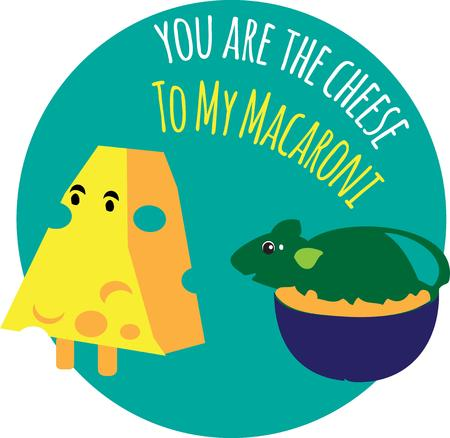 matter: Cheese no matter how it s prepared is all good.  Create something special for your kitchen with this fun design.