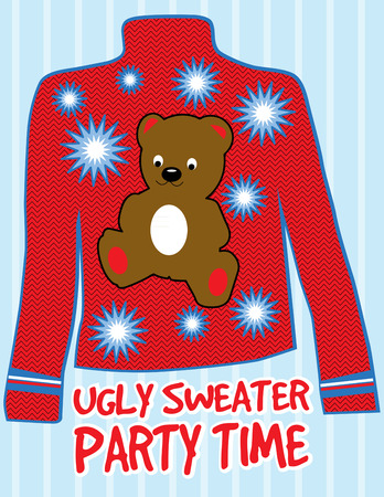 chilly: A big comfy teddy sweater is just what you need for chilly days.  We love this sweater on a garment bag to protect your favorite sweaters.