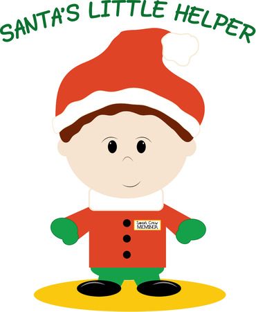 ���little one���: Create cute holiday gear for your little one with this Christmas elf.  Add the little one\\\\\\\\\\\\\\\\