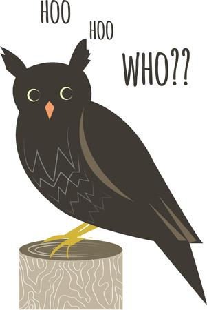 stately: stately owl