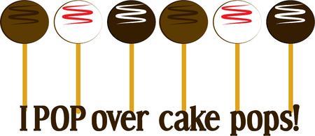 cake balls: Cake balls