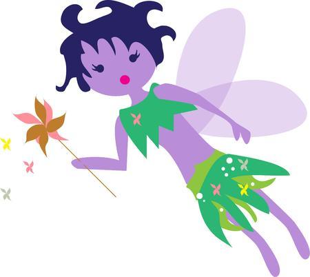 kleine meisjes: meisjes houden van feeën.