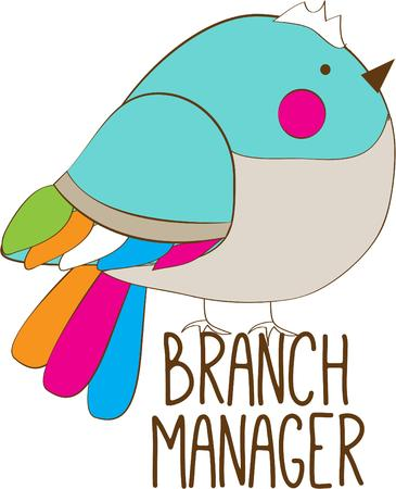 encounter: Raramente che riscontri un uccello con tanto colore! Aggiungere questi colori vivaci per le magliette e giacche per l'appello accattivante.