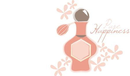 atomizer: A beautiful perfume atomizer is a must for any well sat up dressing table.