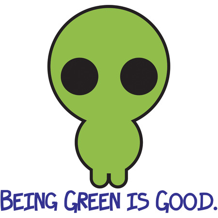 martians: Yes, there really are little green martians