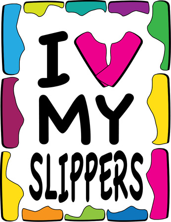pajama:  We have got a frame of slippers in every color for the shoe lover in you
