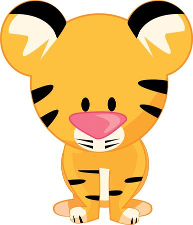 bengal cat: This is the cutest stuffed toy ever.  Illustration