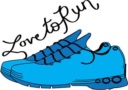 zapatos azules: Con el par de zapatos deportivos, que puede lograr cosas asombrosas. Estos zapatos azules son s�lo la cosa para decorar una bolsa para su tren de rodaje