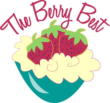 berry: The Berry Best Illustration