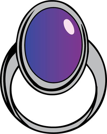 finger ring: What is the mood of today  Let them know with this mod mood ring.  A throwback jewel that is sure to add sparkle to your creative projects.