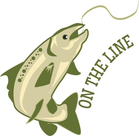 salmon dinner: Fresh salmon is on the hook for dinner tonight  Add this fish favorite to all your angler creations.