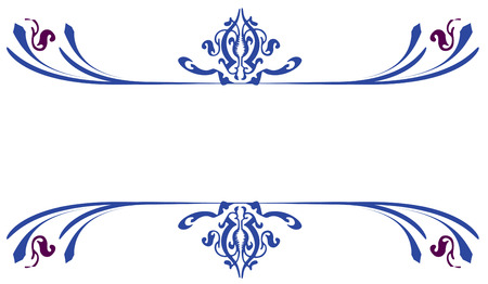 victorian scroll: A lovely Victorian scroll opens to display your message.  Absolutely stunning and always in good taste.