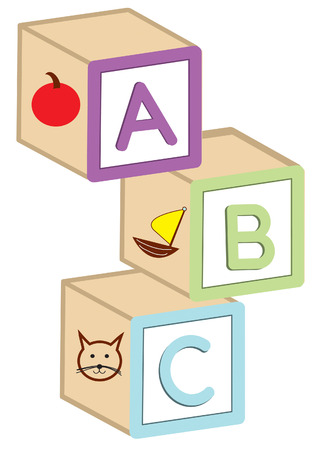 letter blocks: A classic element of any childs toy box has to be wooden letter blocks.  Add these classics to a baby onesie to create a treasured gift.