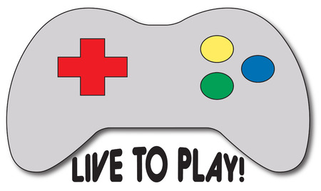 video gaming: This video controller opens a world of fun and adventure.  Create a special gaming shirt for your favorite gamer