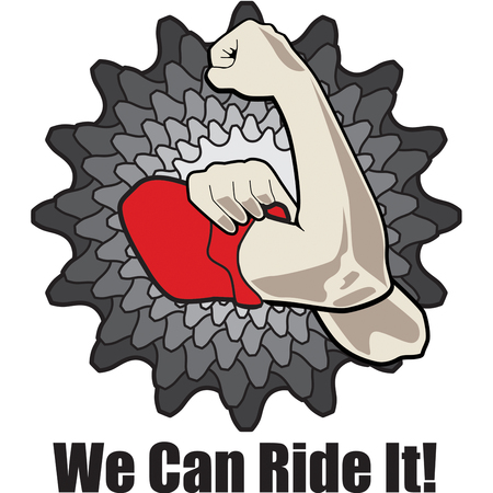 flex: Flex some muscle and display some strength with this bodybuilder arm design.  Great graphic for a bodybuilder shirt.