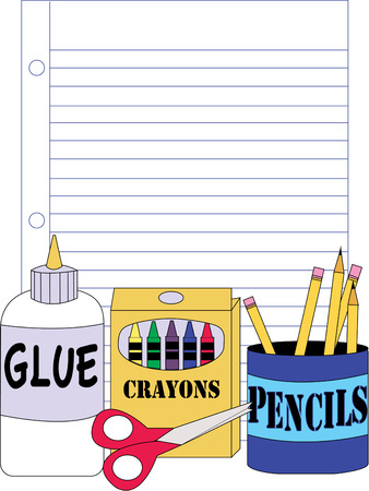 writing instrument: Get your school supplies in order.  Great way to decorate a teacher jacket or even a printed supply list.