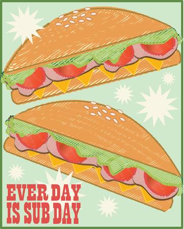 fiambres: Tiempo para el almuerzo de campeones El s�ndwich perfecto de cortes fr�os lechuga y tomate es justo lo que necesita y en su lonchera