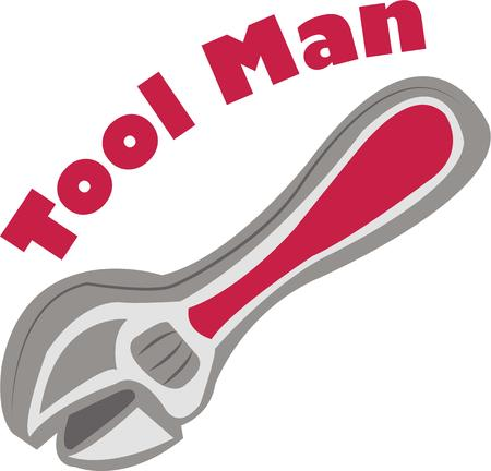 twitch: Use this tool design for the manly man.