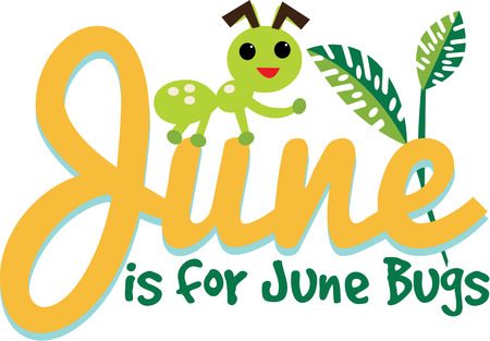boast: If a June night could talk it would probably boast it invented romance. Welcome June and the fun of summer.  Make your own special calendar to celebrate the arrival of summer.