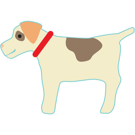 whelps: Mans best friend is a dog.  Add this colorful best friend to apparel or create a icon for a kennel or groomer