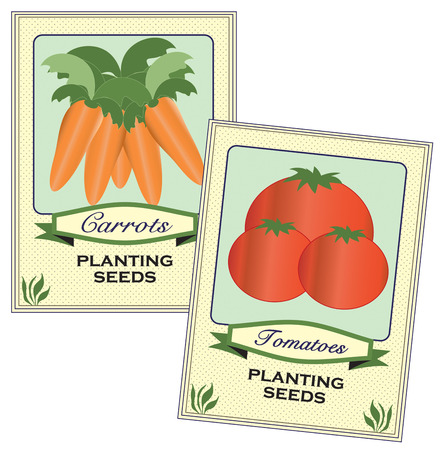 reap: Dont judge each day by the harvest you reap but by the seeds that you plant. These classically decorated seed packages are stunning on your garden apron.