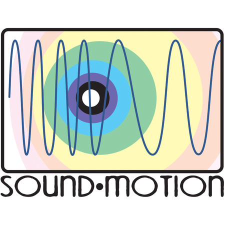 music machine: A speaker does instrumental scale and dynamics for fun. Turn up the volume and make some noise Illustration