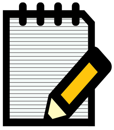 writing instrument: Even if schools out keep your pencil sharp and your skills up.  Create a study over summer reminder with this sharp design.
