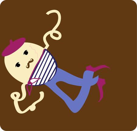 humpty dumpty:  Humpty Dumpty illustration concept