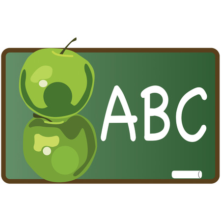 flair: Every teacher loves a gift of pretty apples and these green beauties are sure to do the trick  Add these tasty fruits to your back to school for a special flair.