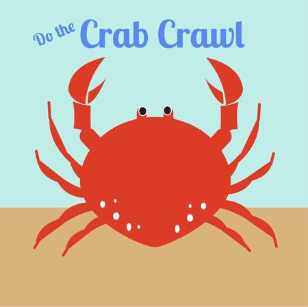 crustacean: This bright red crustacean is a hit at mealtime.  Serve him up as a decoration on your table linens to create a lovely table.